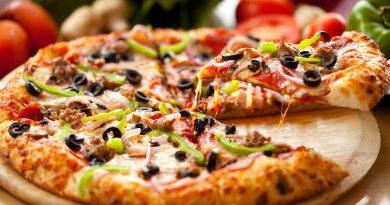 ¿Te comerías una pizza sabiendo que tenés que caminar 4 horas para quemarla?
