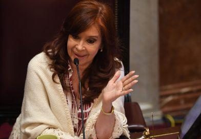 «Sabemos Leer» la respuesta de Cristina Fernández al FMI