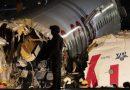 Accidente aéreo en Turquía: el avión salió rodando de la pista