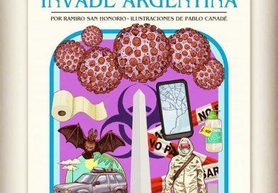 Artistas Argentinos crearon «Elige tu Propia Cuarentena» un libro interactivo que nos saca del aburrimiento