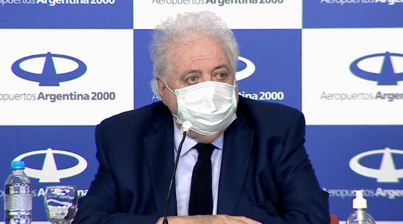 González García estimó que el pico máximo del coronavirus sería a fines de junio (Audio)
