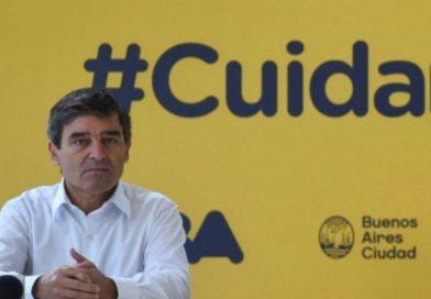 La Ciudad «no va a hacer uso» del criterio de considerar caso positivo a convivientes de infectados