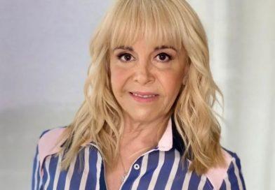 Claudia Villafañe dio positiva de COVID-19