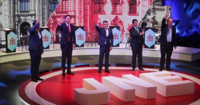 Elecciones en Perú: Habría segunda vuelta