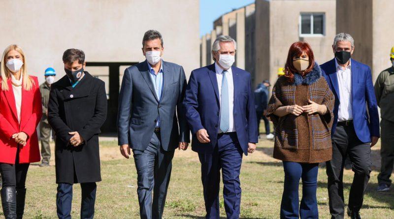 Fernández: «Saquen foto, porque es la foto de nuestra unidad»