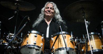 Falleció Rodolfo García, baterista de Almendra