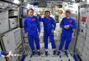 China ya tiene tres taikonautas en su Estación Espacial (Video)