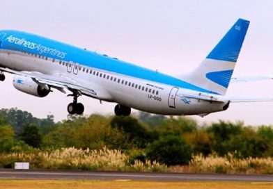 Transporte aéreo: Se eliminan los cupos de ingreso al país