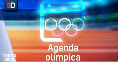 La Agenda Olímpica  Horarios y participación de los atletas argentinos