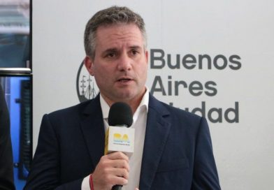 Marcelo D'Alessandro es el nuevo ministro de Justicia y Seguridad de CABA