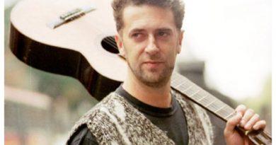 Falleció el músico Palo Pandolfo