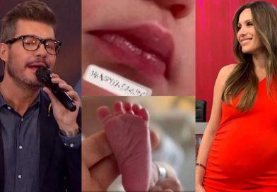 Espectáculos  «Pampita» habló con Tinelli a horas de ser mamá (Video)