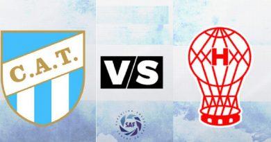 Torneo de la Liga  Atlético Tucumán y Huracán abren la 2da fecha
