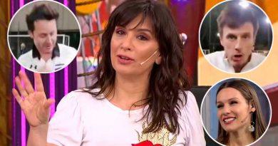 El picante consejo de Edith Hermida a Pampita tras el encuentro entre Vicuña y García Moritán