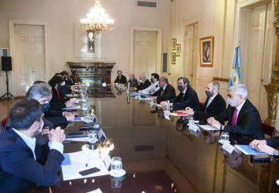 Capitales Alternas| El Gabinete nacional se reúne en Comodoro Rivadavia