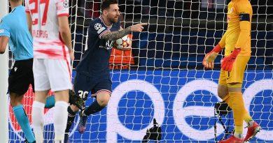 Ganó el PSG y Messi la picó en el penal (Video)