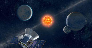 Descubren un exoplaneta gigante